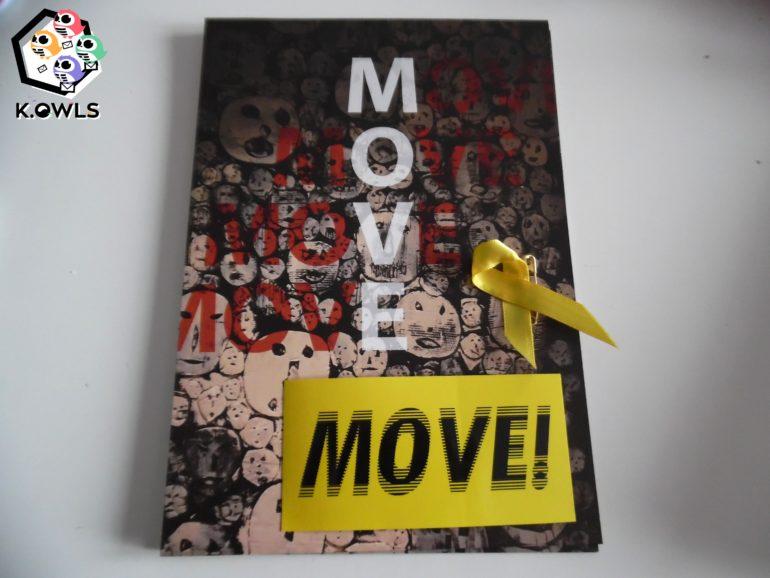 Exposition Move ! Move ! Move ! 2016