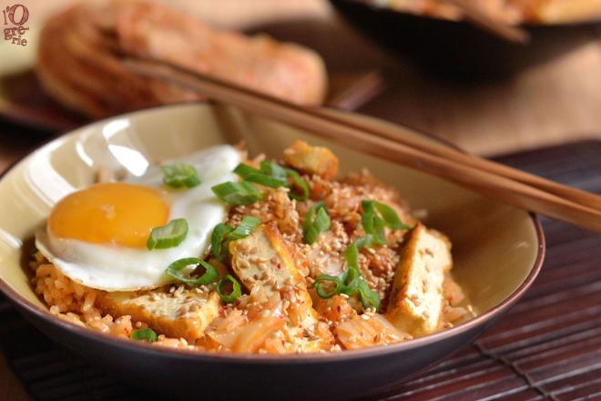 kimchi-bokkeum-bap-au-tofu-croustillant1