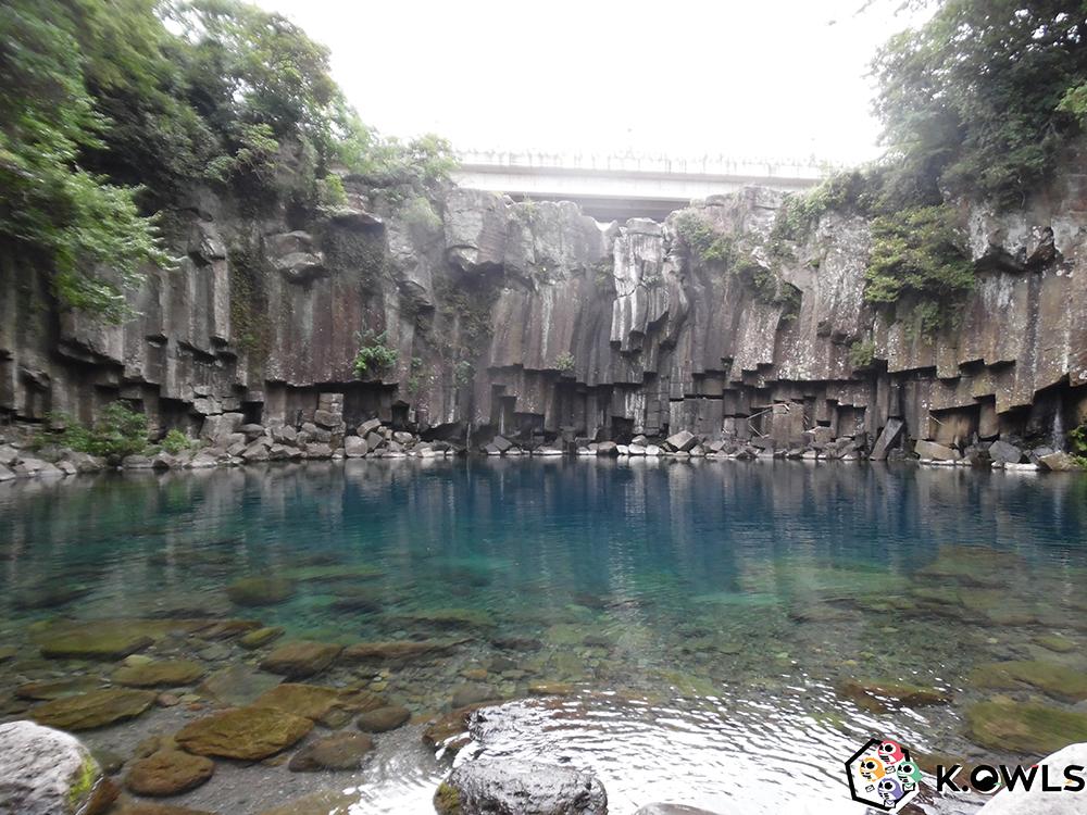 Cascades Cheonjeyeon