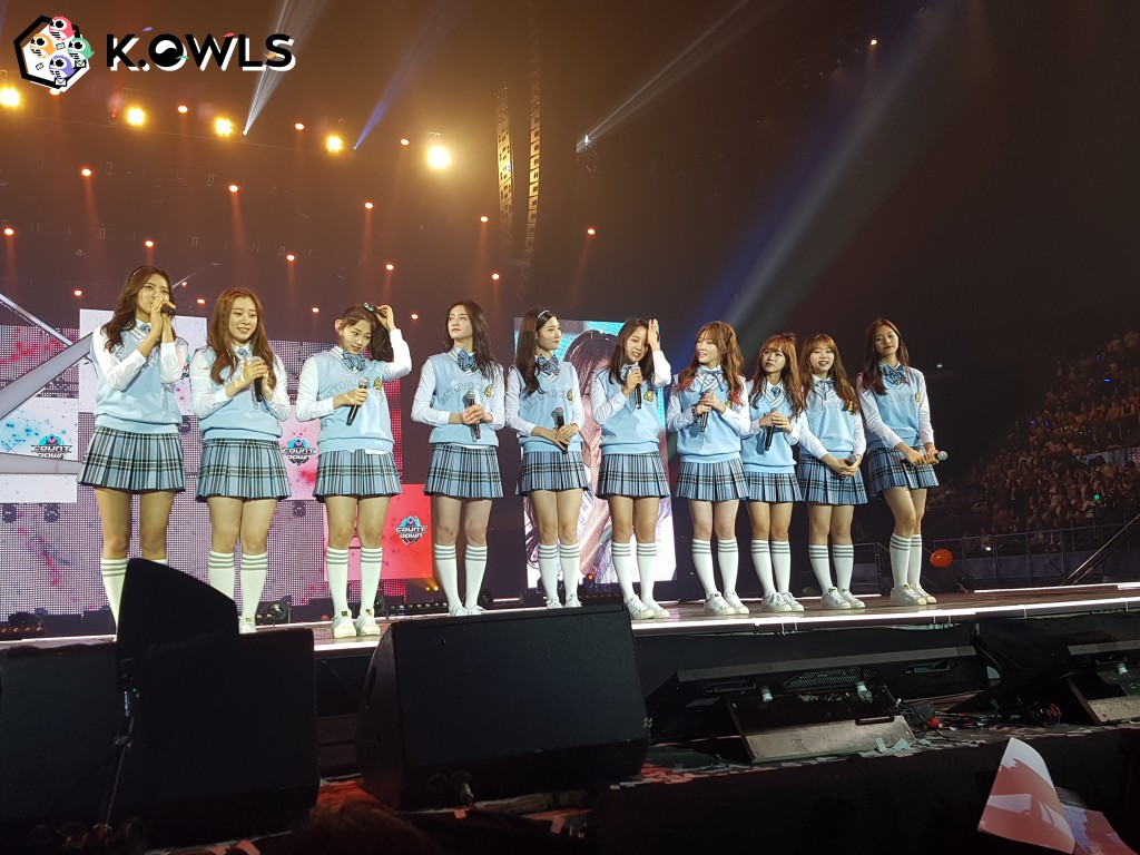 KCON Paris K.Owls
