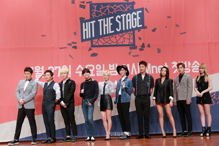 Casting Hit The Stage