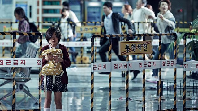 Dernier Train pour Busan - Kim Soo Ahn
