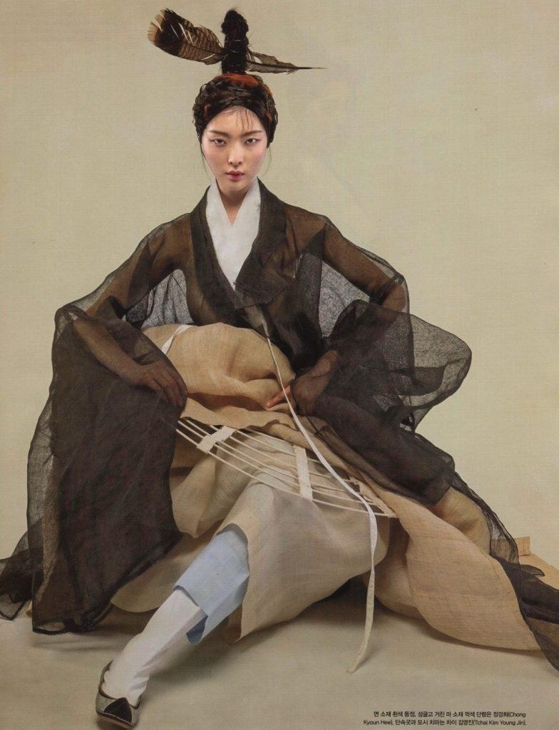 Kim Jung Man Hanbok 1