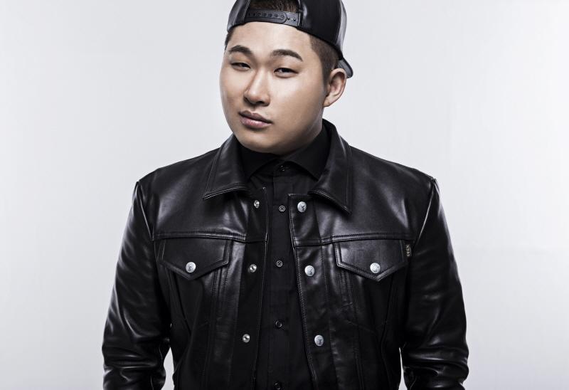 Swings rappeur coréen