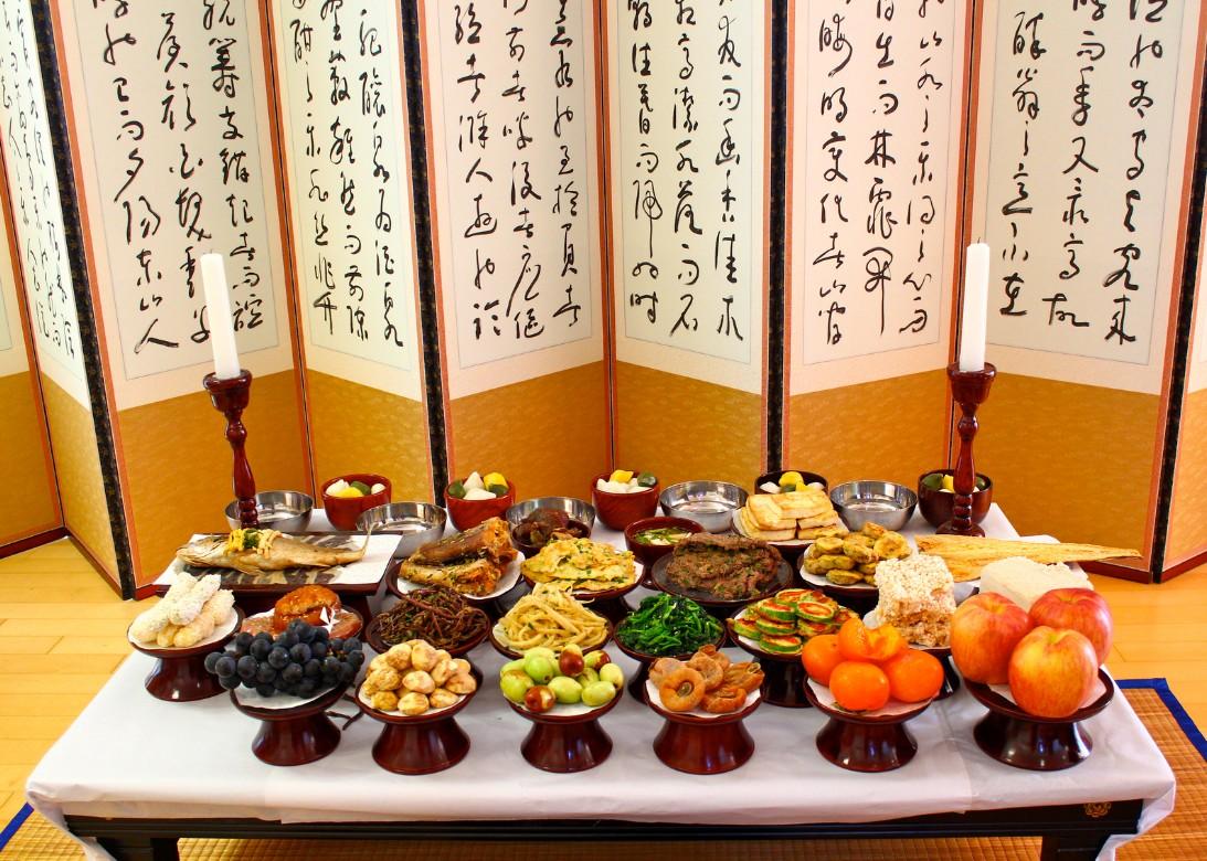 chuseok, corée, fête, tradition, culture