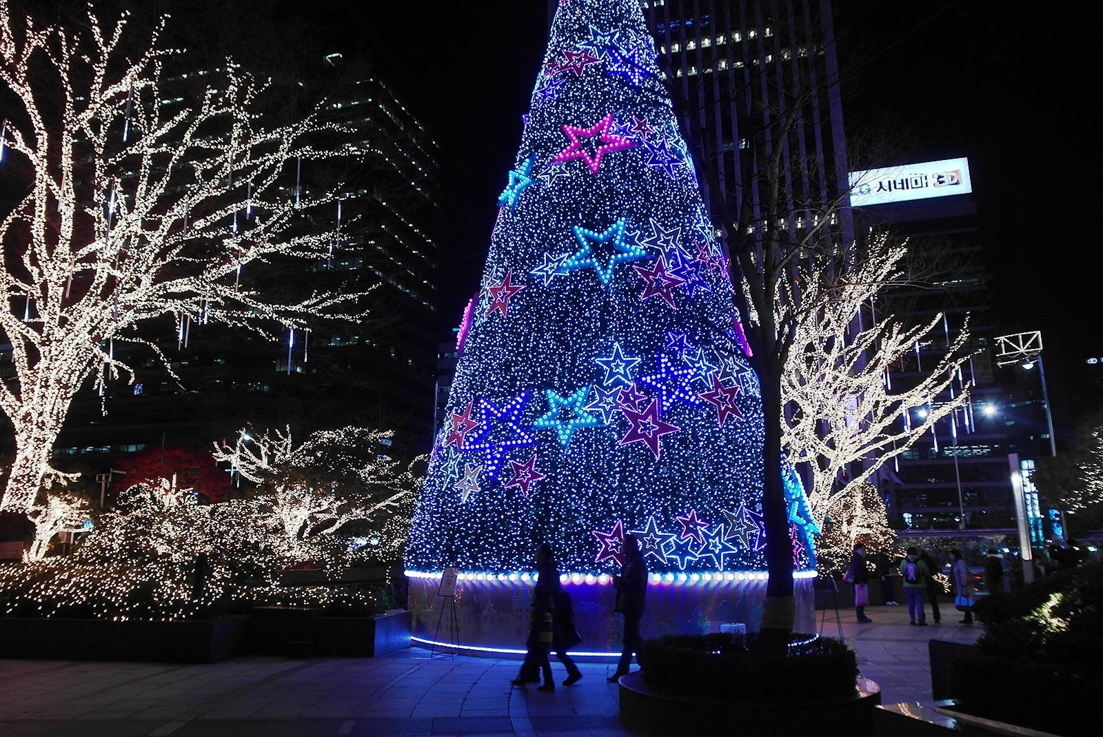 Que Faire A Noel.Un Noël à Séoul Que Voir Que Faire K Owls