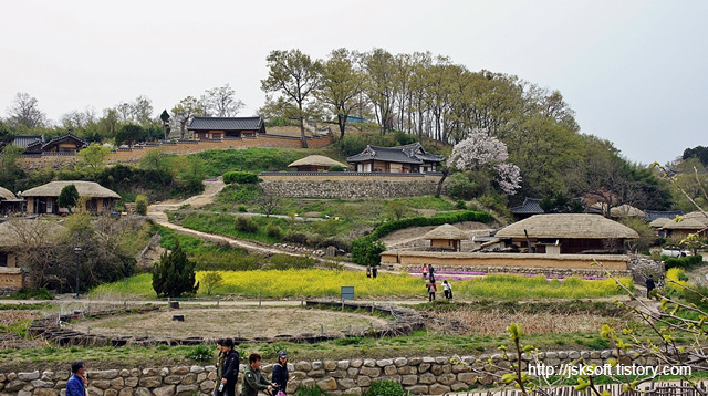 Village traditionnel Yangdong