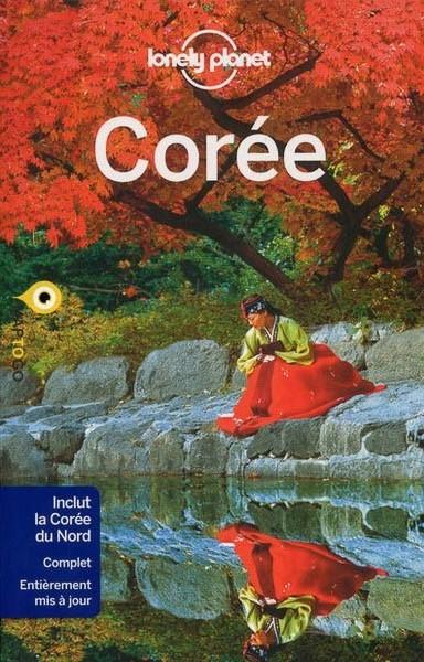 Couverture du guide / Lonely Planet