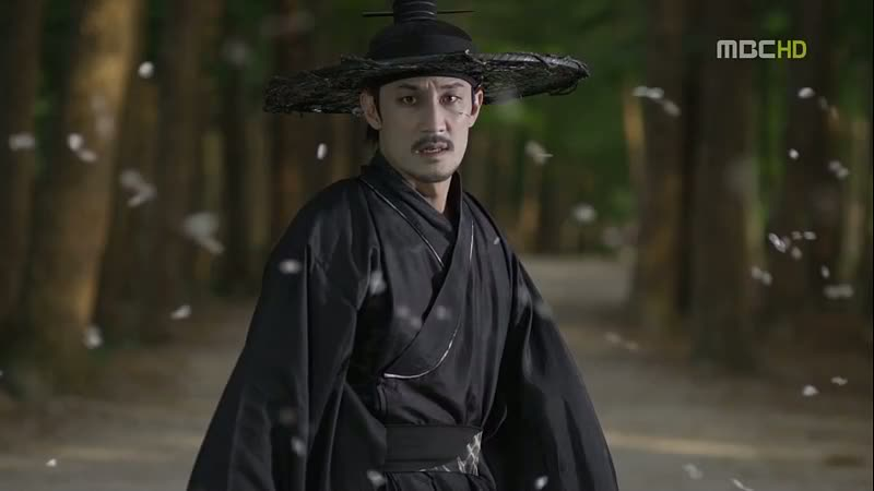 Représentation du Jeoseung Saja dans le drama « Arang and the Magistrate »