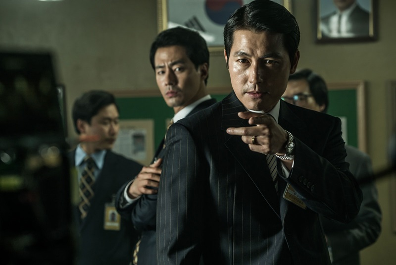 Review Film - The King - Zo In Sung et Jung Woo Sung