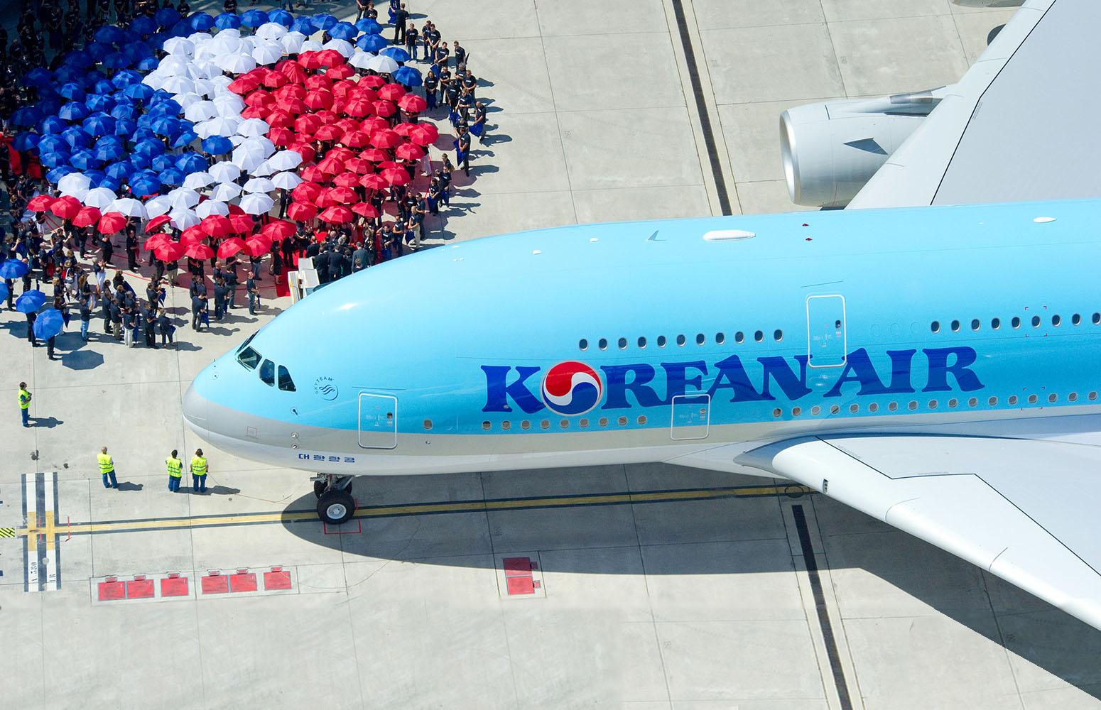 Compagnie avion - Korean Air