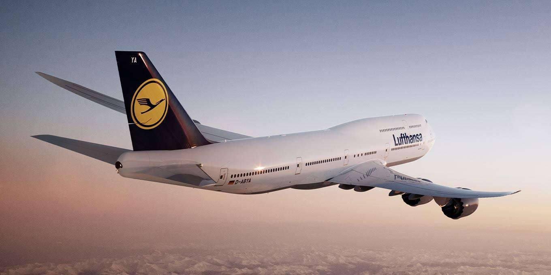 Compagnie d'avion - Luftansa