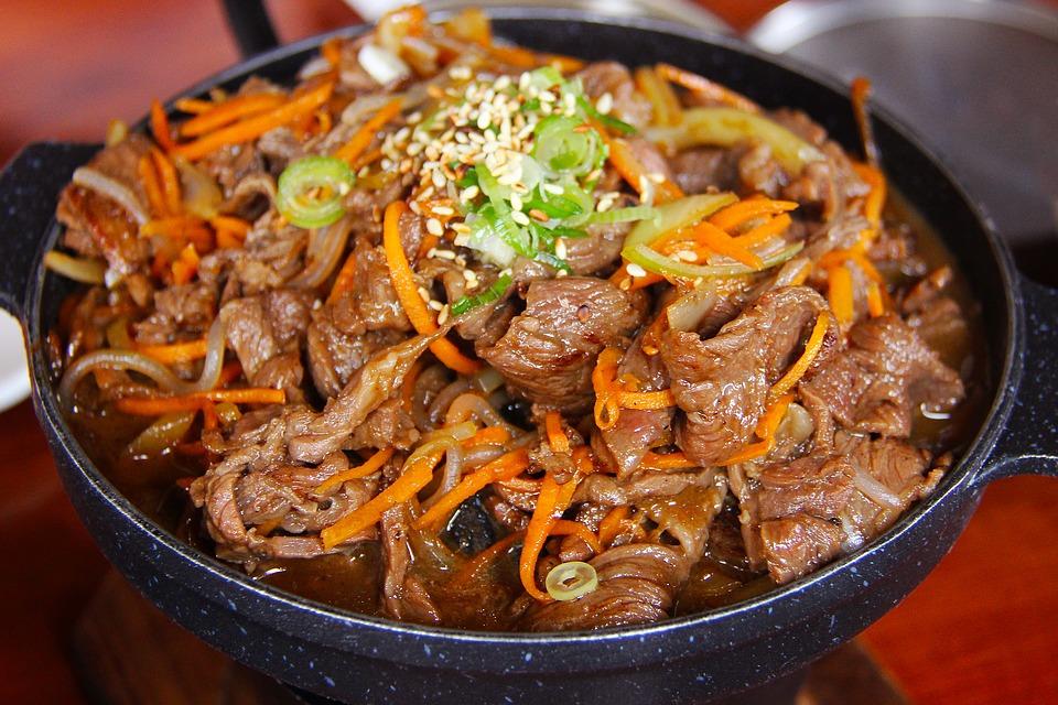 Cuisiner coréen grâce à YouTube