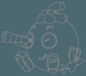SICAF mascotte