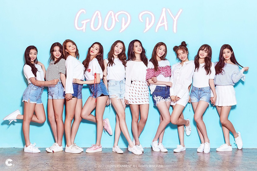 Good Day - c9 - cover