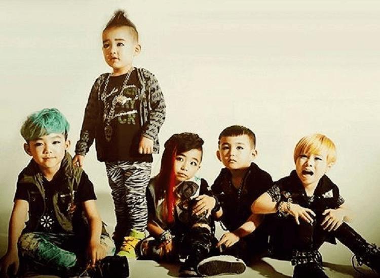 Cosplay K-pop