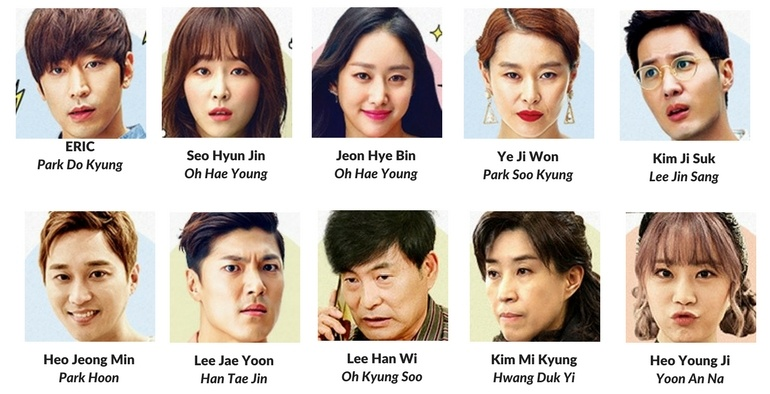 Another Miss Oh - Casting