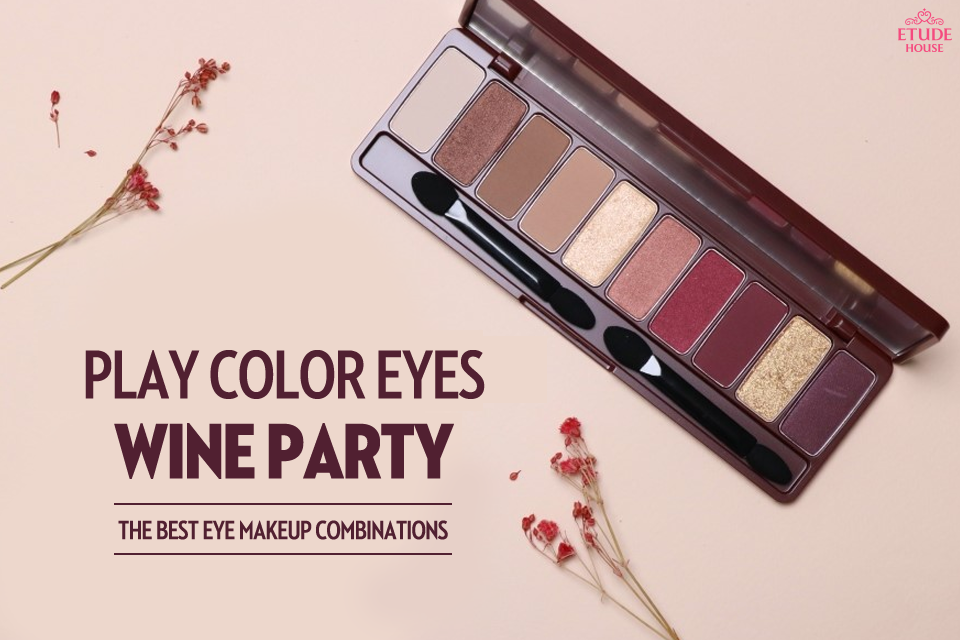 Play Color Eyes : Wine Party - Etude House