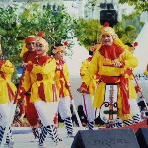 Danse des masques - Vietnam