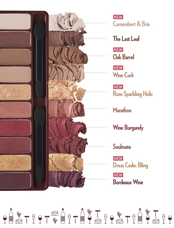 Play Color Eyes: Wine Party - Etude House