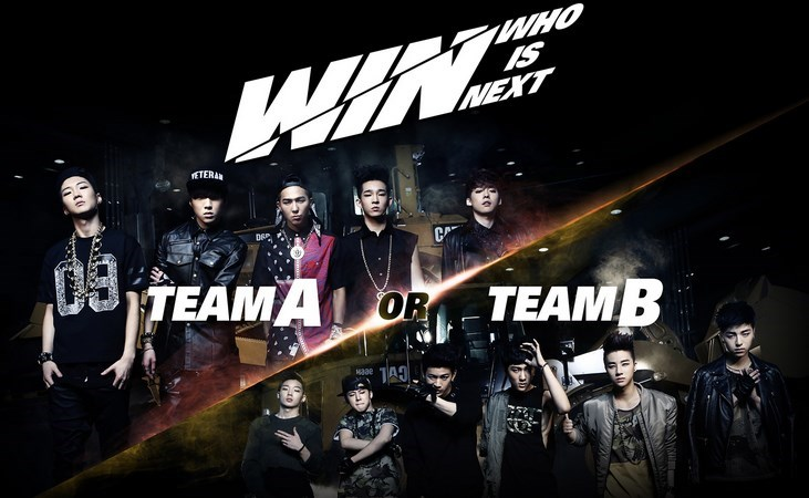win-who-is-next- YG Entertainment