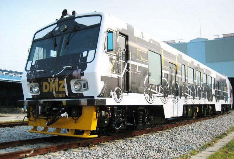 Embarquez à bord du train de la paix à destination de la DMZ