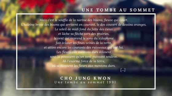 Cho Jung Kwon