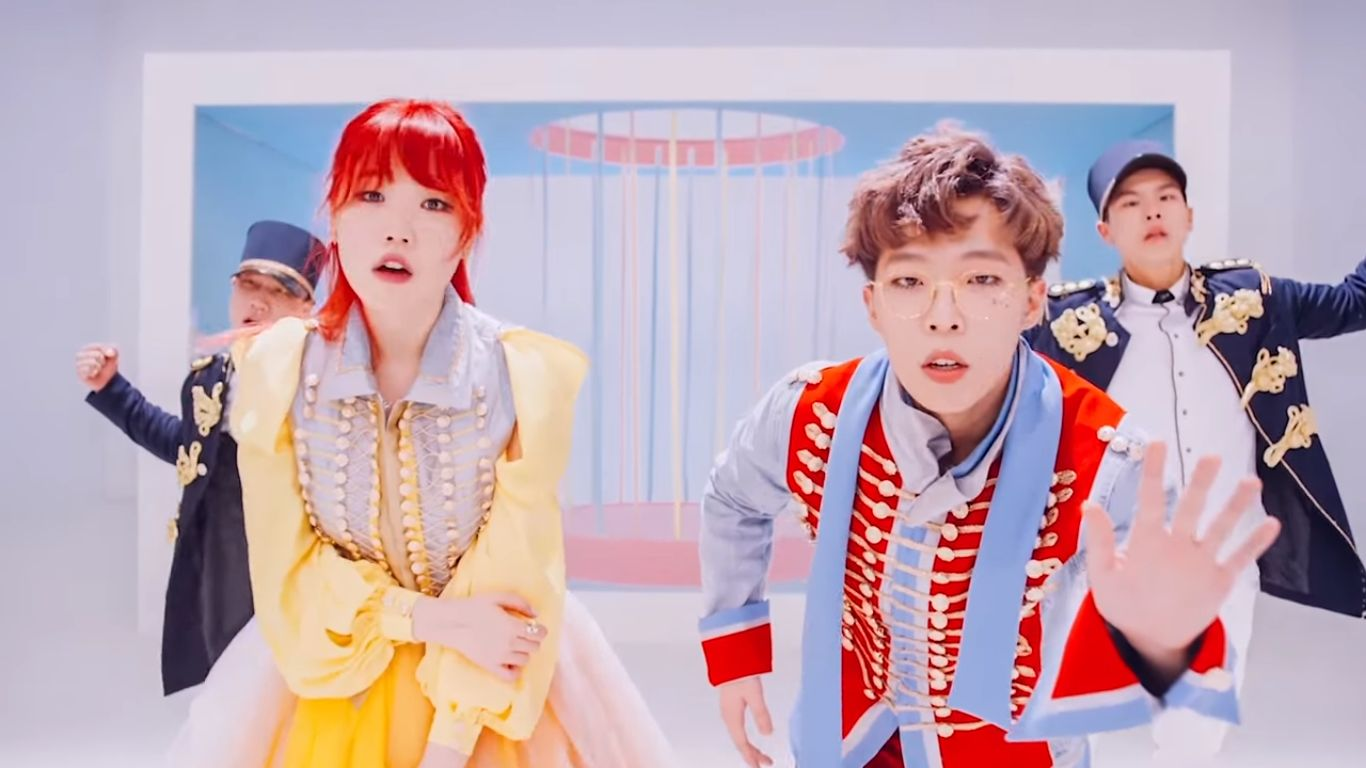 Akdong Musician How People Move 4 - K.Owls