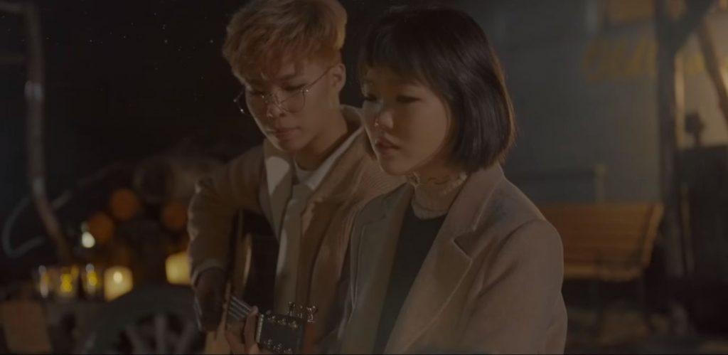 Lee Chan Hyuk et Lee Su Hyun - Last Goodbye