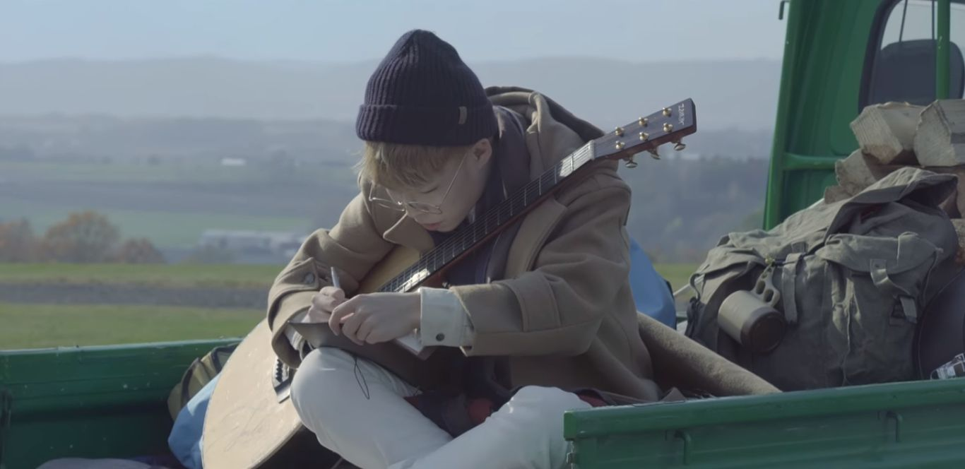 Lee Chan Hyuk (Akdong Musician) - MUSICAL SHORT FILM - K.Owls