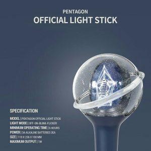 Pentagon lightstick