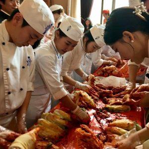 festival mondial du kimchi