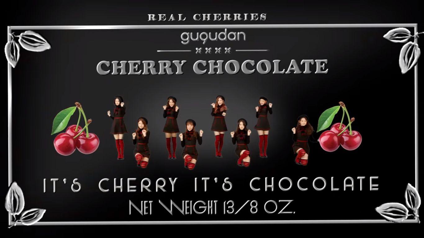 Cherry Chocolate