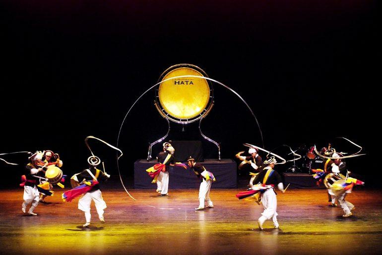 instruments de musique traditionnelle coréens