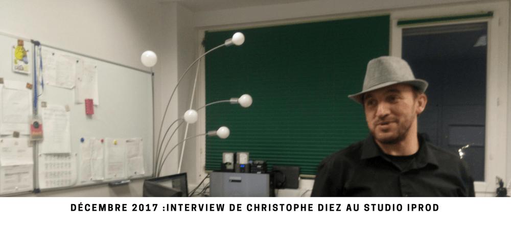christophe diez