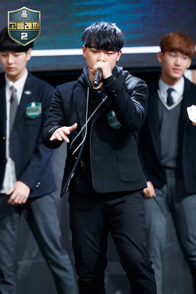 High School Rapper 2 - Epsiode 2 - Kim Hyo Dong