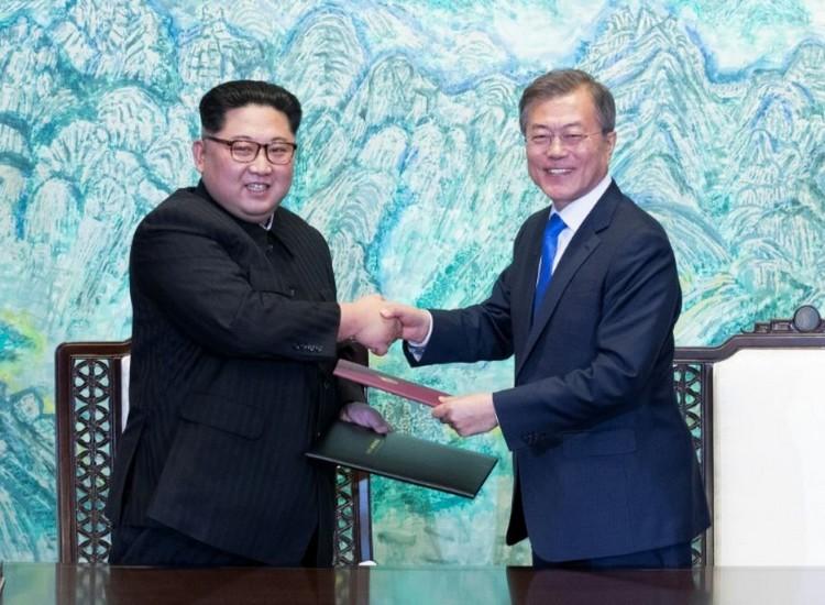 sommet inter-coréen
