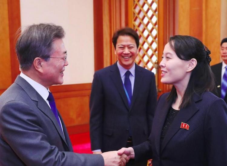 Relations inter-coréennes