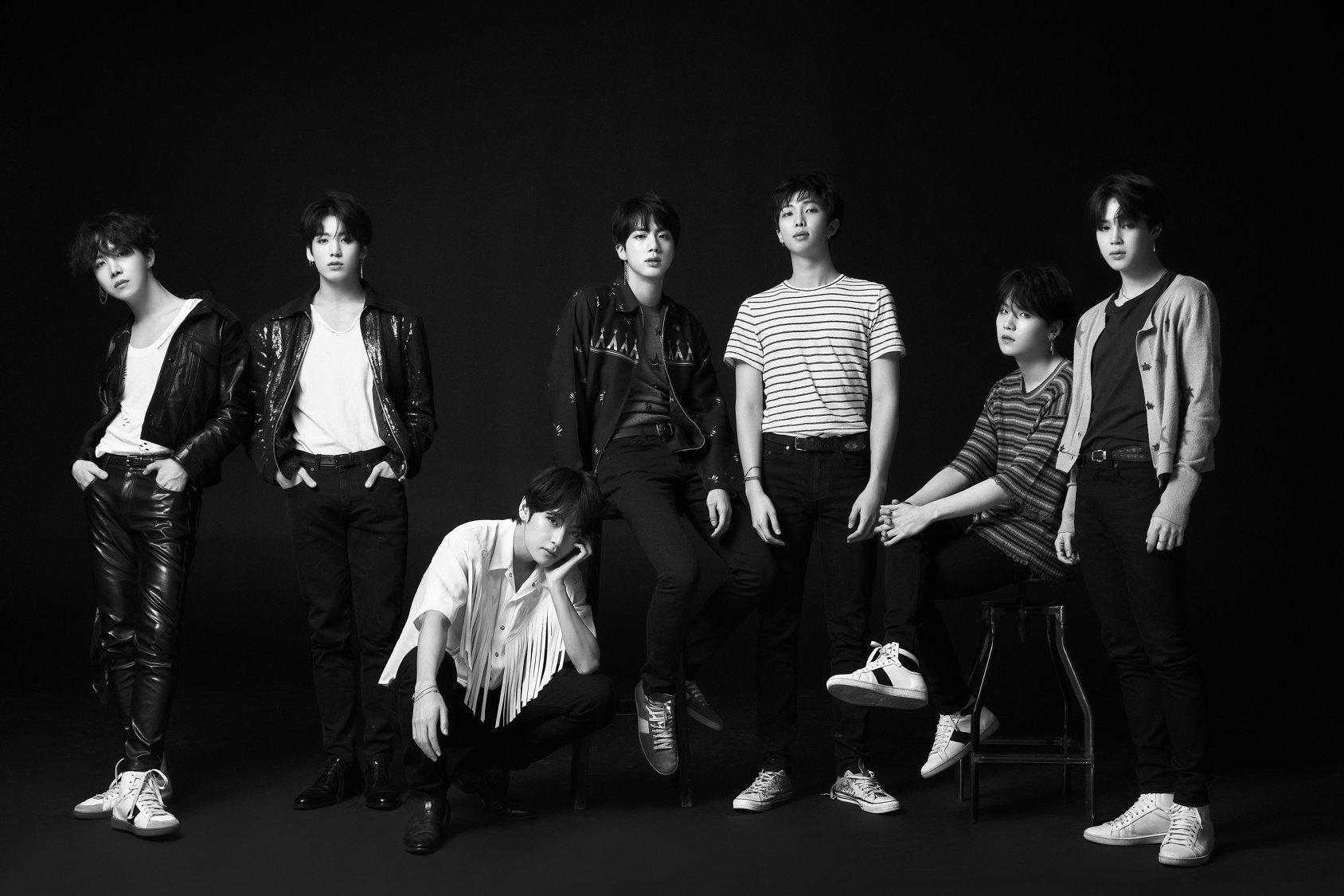 BTS Tear Concept Photo O Fake Love