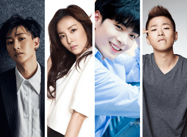 Borrow Trouble - Eunhyuk, Sandara Park et JR rejoignent casting