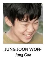 Save me review- Jung Joon Won- le petit garçon Jung Goo