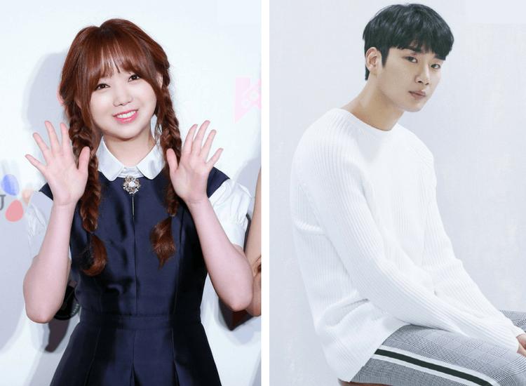 Music Bank - Nouveaux MC - Kei & Choi Won Myeong