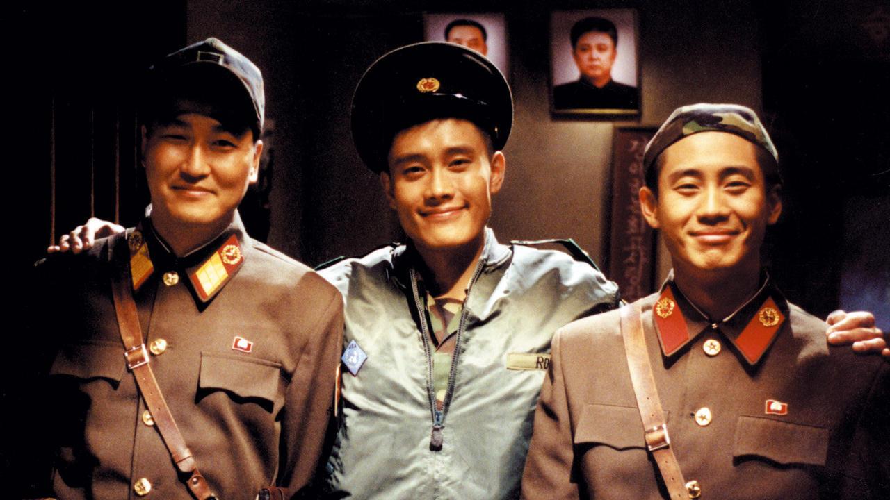 JSA - Joint Security Area - Song Kang Ho - Lee Byung Hun - Shin Ha Kyun