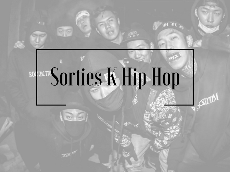Sorties K-hip hop - 29072018 - Ted Park