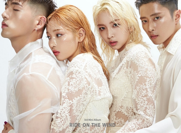 K.A.R.D - Ride on the wind
