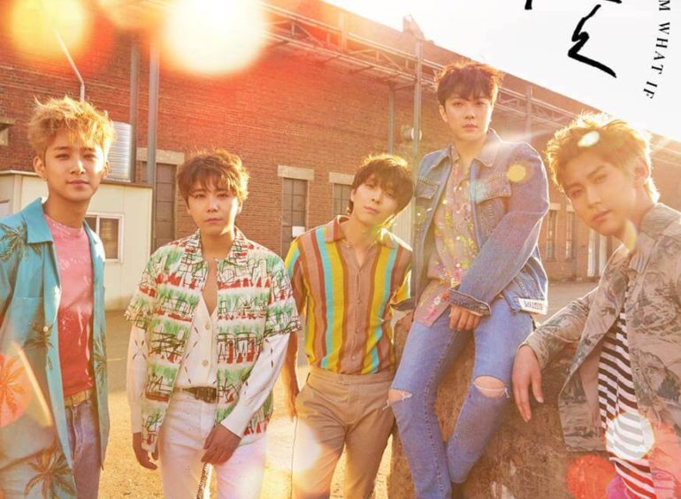 FTisland What If Concept Photo Summer Night's Dream