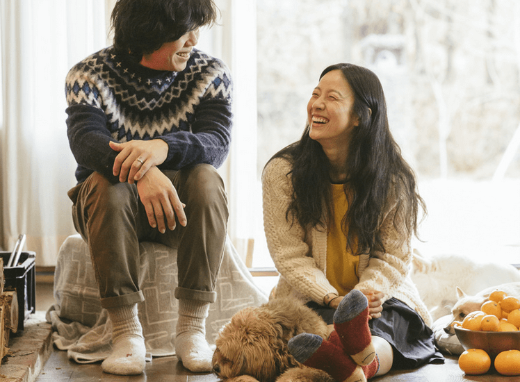 Hyori's Homestay - Lee Hyori & Lee Sang Soon