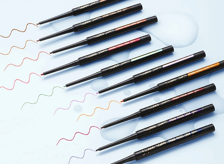 Super Slim Proof Pencil Liner Gel