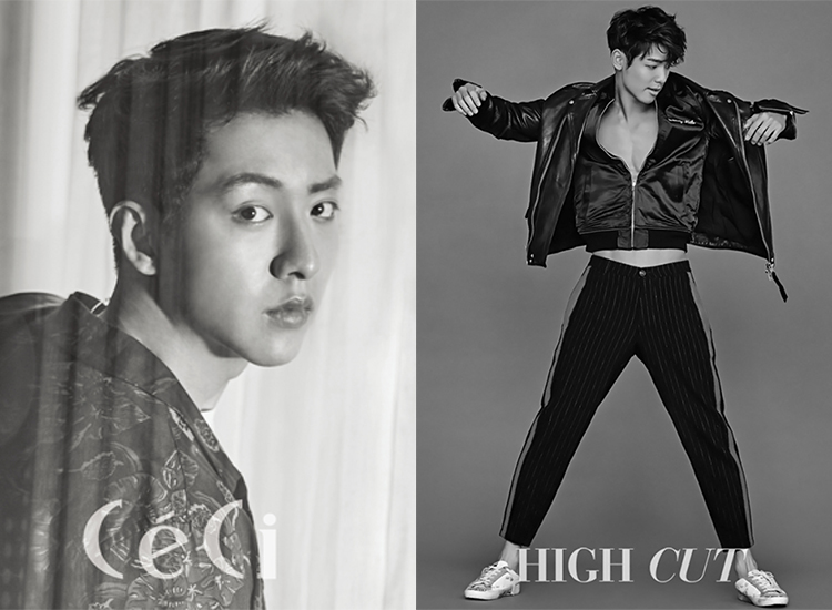 Lee Jung Shin Kang Min Hyuk CNBLUE