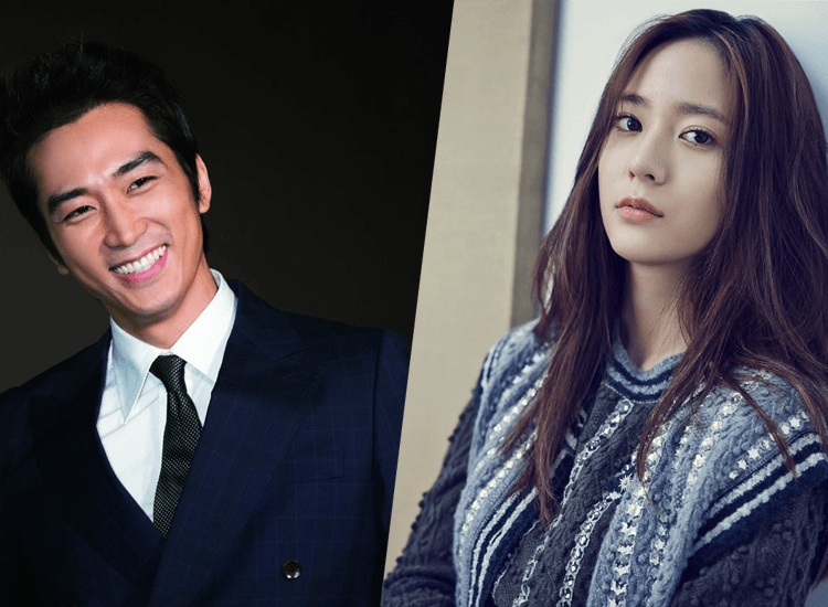 The Player Krystal & Song Seung Heon